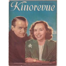 Kinorevue 1939, ročník V číslo 27