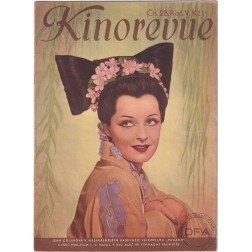 Kinorevue 1939, ročník V číslo 28