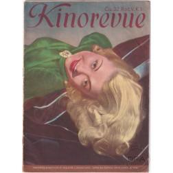 Kinorevue 1939, ročník V číslo 32