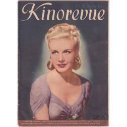 Kinorevue 1939, ročník V číslo 35
