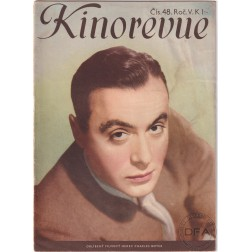 Kinorevue 1939, ročník V číslo 48