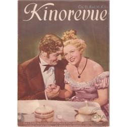 Kinorevue 1939, ročník VI číslo 11