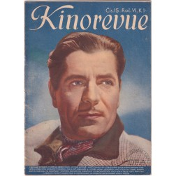 Kinorevue 1939, ročník VI číslo 15