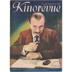 Kinorevue 1940, ročník VI číslo 20