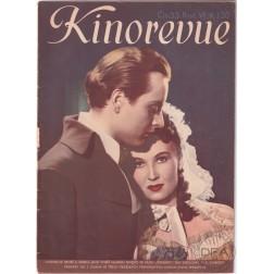 Kinorevue 1940, ročník VI číslo 33