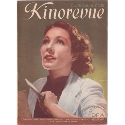 Kinorevue 1940, ročník VI číslo 38