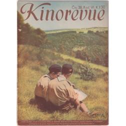 Kinorevue 1940, ročník VI číslo 39