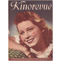Kinorevue 1940, ročník VI číslo 44