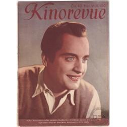 Kinorevue 1940, ročník VI číslo 43