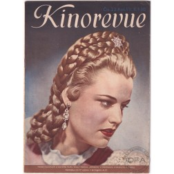 Kinorevue 1941, ročník VII číslo 22