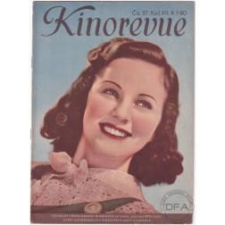 Kinorevue 1941, ročník VII číslo 37
