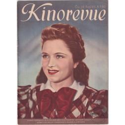 Kinorevue 1941, ročník VII číslo 38
