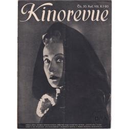 Kinorevue 1942, ročník VIII číslo 50