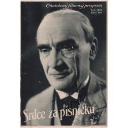 Obrazový program 1933/569 Srdce za písničku