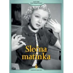 Slečna matinka (DVD)