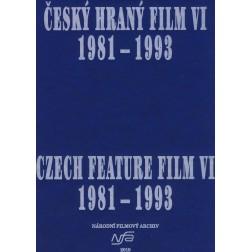Český hraný film VI /1981-1993/ - kolektiv