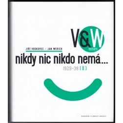 Nikdo nic nikdo nemá... - Jiří Voskovec a Jan Werich