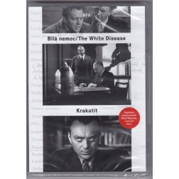 Bílá nemoc/ Krakatit (DVD)