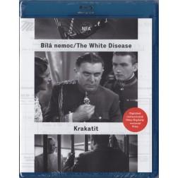 Bílá nemoc/ Krakatit (Blu-ray)
