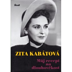 Zita Kabátová: Můj recept na dlouhověkost