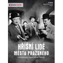 Hříšní lidé města pražského (DVD)
