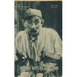 Bio-program 1934/170 Hrdinný kapitán Korkorán