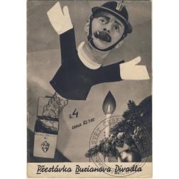 PŘESTÁVKA Divadla Vlasty Buriana 1934/04