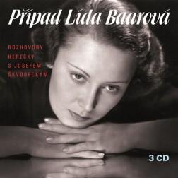 Případ Lída Baarová - Josef Škvorecký (CD)