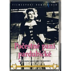 Počestné paní pardubické (DVD)