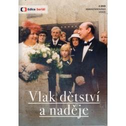 Vlak dětství a naděje (DVD)