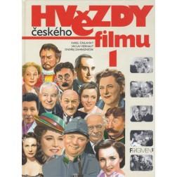 Hvězdy českého filmu 1 - Karel Časlavský, Václav Merhaut