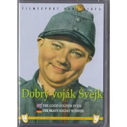 Dobrý voják Švejk (DVD)