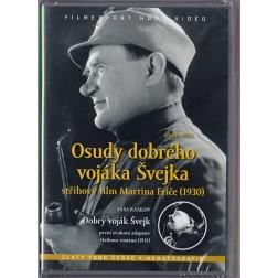Osudy dobrého vojáka Švejka (DVD)