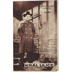 Bio-program 1935/281 Král ulice