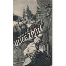 Bio-program 1939 Ulice zpívá