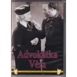 Advokátka Věra (DVD)